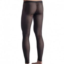 Manstore M805 Bungee Leggings - Black