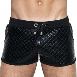ES Collection Dystopia Mini Rocky Short - Black