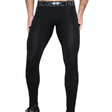ES Collection Dystopia Long John - Black