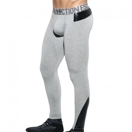 ES Collection Dystopia Long John - Grey