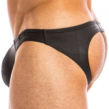 Modus Vivendi High Tech Bottomless Brief - Black
