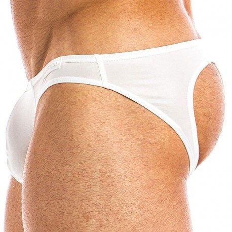 Modus Vivendi High Tech Bottomless Brief - White