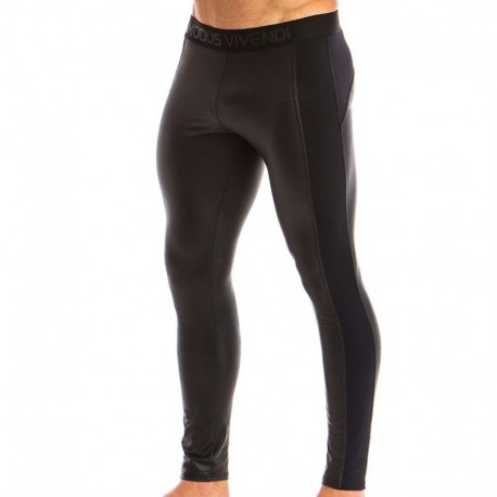 Modus Vivendi Legging High Tech Noir